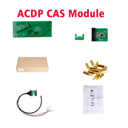 Yanhua Mini ACDP Key Programming Master for BMW CAS1 CAS2 CAS3 CAS3+ CAS4 CAS4+ & FEM/EDC IMMO Key Programming and Odometer Reset