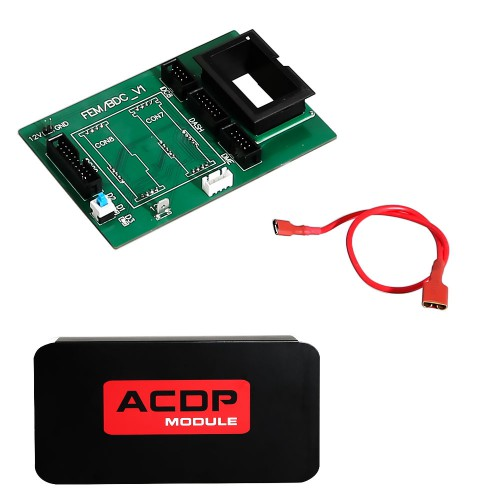 Yanhua Mini ACDP Module 2 BMW FEM/BDC Support IMMO Key Programming, Odometer Reset, Module Recovery, Data Backup