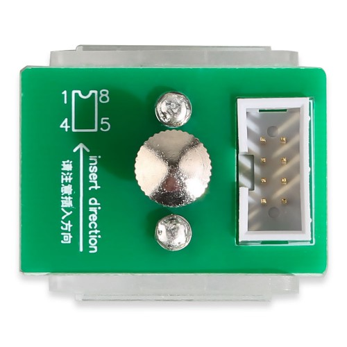 New Yanhua Mini ACDP Puncture Socket Read and Write 24/93/95 8-pin EEPROM Data Without Removing/Soldering