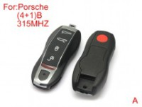 Porsche Cayenne Remote Key 4+1buttons 315MHZ After Market