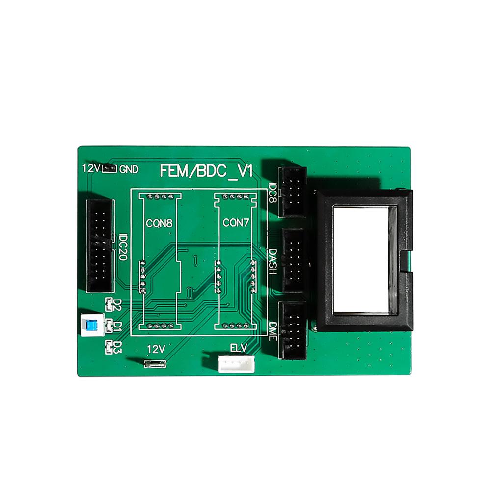 Yanhua Mini ACDP Module 2 BMW FEM/BDC Support IMMO Key