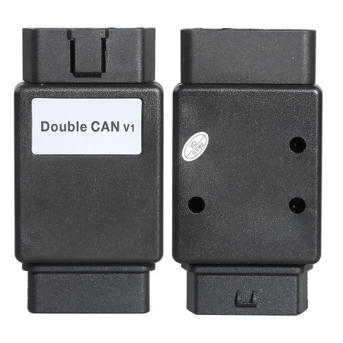 Double CAN Adapter for ACDP Volvo Module 12 & JLR KVM Module 9