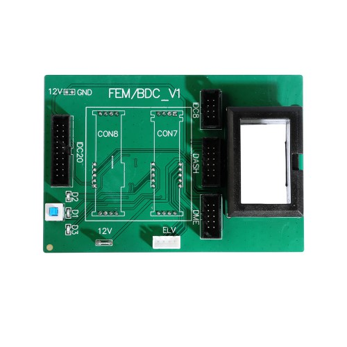 Yanhua Mini ACDP FEM BDC Bench Integrated Interface Board