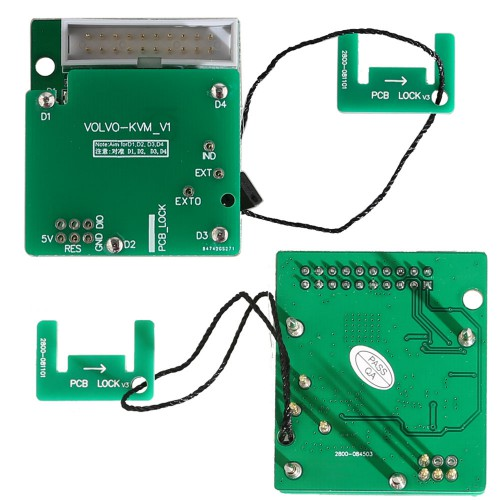 [US Ship]Yanhua Mini ACDP Volvo IMMO Programming Module 12 Support Add Key and All Key Lost with License A300