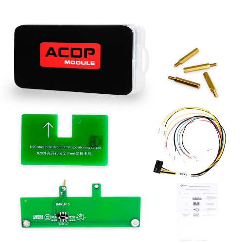mini acdp bmw dme isn module
