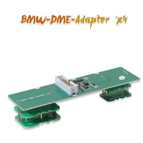 [UK Ship]Yanhua ACDP BMW X4/X8 Bench Interface Board for BMW N12/N14/N45/N46 DME ISN Read/Write and Clone