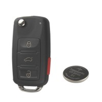 YH VW Touareg 433MHZ 3 Button Remote Key