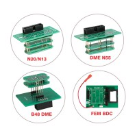 Yanhua Mini ACDP N20/N13/N55/B48/FEM BDC Bench Integrated Interface Board Kit