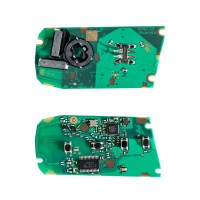 BMW F Series CAS4+/FEM Blade Key 315 MHZ Board without Shell