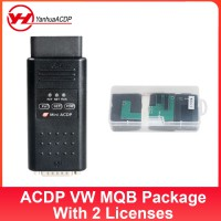 [EU Ship]Mini ACDP Key Programmer with Module 6 for VW MQB/MMC IMMO Function & Mileage Adjustment