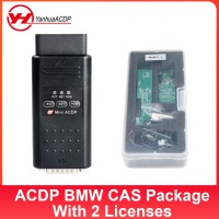 [UK Ship] Yanhua Mini ACDP BMW CAS Package for BMW CAS IMMO Key Programming and Odometer Reset