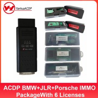 [Black Friday Sales]Buy Yanhua ACDP BMW Expansion Kit 6 Modules for BMW/LandRover/Porsche Get [Free X1/X2/X3/X4/5/X7/X8 Bench Interface]