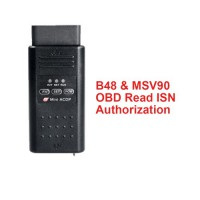 B48/MSV90 ISN Reading via OBD Authorization A51B