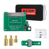 [US/UK Ship]Yanhua ACDP Porsche BCM Key Programming Module 10 for New Porsche 2010-2018 Add Key and All Keys Lost Key Reset/Reflash with License A900