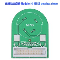 Yanhua ACDP MPS6 Gearbox Clone Module 14 for Volvo Land Rover Ford Chrysler Dodge