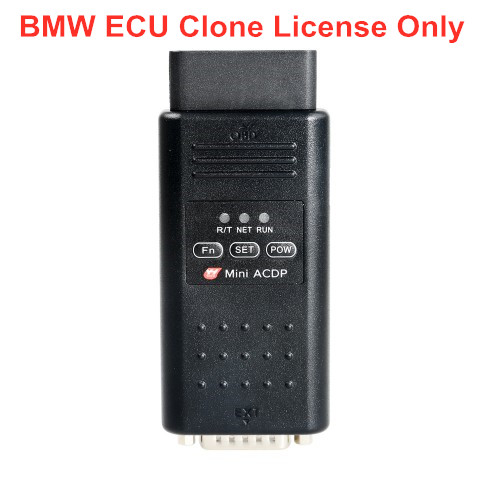 A51C Software License for ACDP ECU Clone for BMW N13/N20/N63/S63/N55/B38 without Adapters